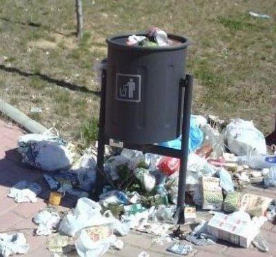 Cubos de basura a n tengo la vida - Cubos de basura ...