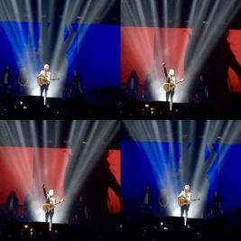 Gira Sirope de Alejandro Sanz. Último concierto.Madrid